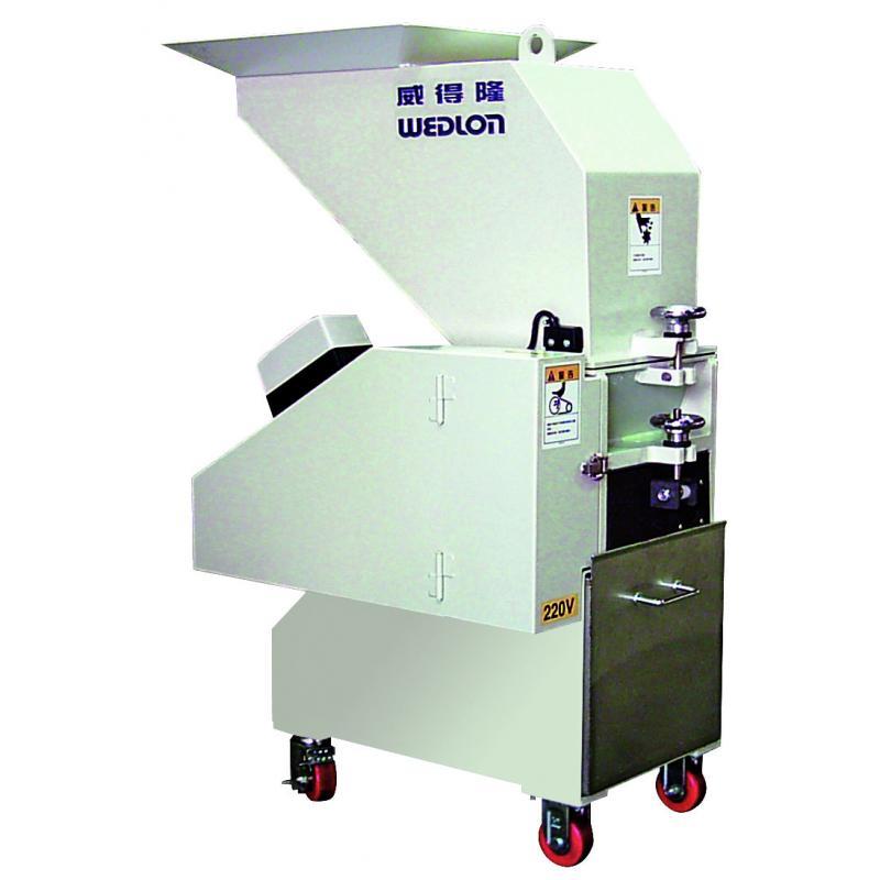 高速スライバ機械は、ゴム、プラスチック、木材、食品と資源回收などの工業に応用できます。
