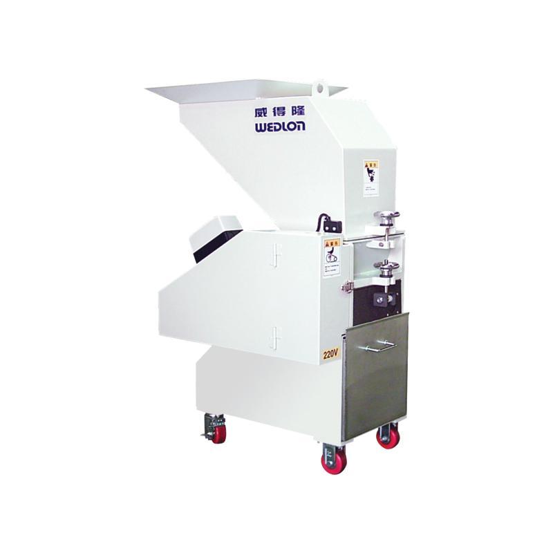 高速碎料机,适用于橡塑胶,食品,木材及环保工业.主要应用于粉碎塑胶,橡胶,木材,中药,茶枝,纸张,玻璃,饲料及各种塑胶射出料头及不良品。